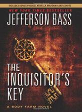 The Inquisitors Key Costco Ed:A Body Farm Novel