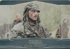 "Game of Thrones Valyrian Steel: #93 ""Orell"" Metal Base Card"