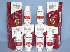 6pcs Lipogaine for Men 60ml/2oz Minoxidil Intensive Treatment For Hair Regrowth