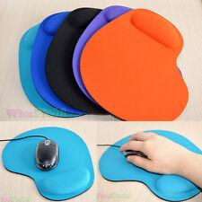 Comfort MousePad Mat Wrist Gaming Gamer Large Mice Pad for Optical Mouse JF