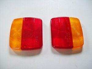 2 x AJBA Light Lens For Daxara 107/127 Erde 102/122 Trailer Lights FREE P&P