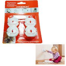 4 Copri Presa Salvavita Bambini Sicurezza Tappo Spina Protezione Corrente 237