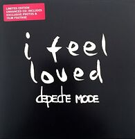 Depeche Mode Maxi CD I Feel Loved (LCDBONG31) - Limited Edition - England