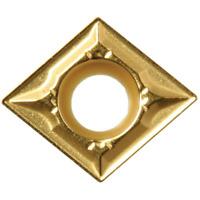 Kyocera CCMT 2151GK CA5535 Grade CVD Carbide, Indexable Turning Insert (10 pcs)