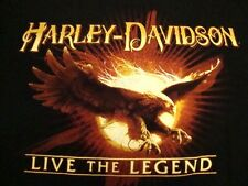 Harley-Davidson Motorcycles  American Classic Live The Legend Tacoma T Shirt L