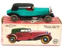 ANGUPLAS  NO. 85 ROLLS ROYCE 1 - MINT & BOXED - RARE