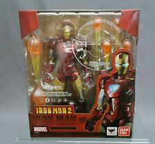 S.H. Figuarts Iron Man Mark 6 VI Bandai Japan NEW (Box Little Damaged)