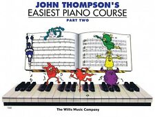 John Thompson's Easiest Piano Course Part 2 Book Only Part 2 - Book on 000414018
