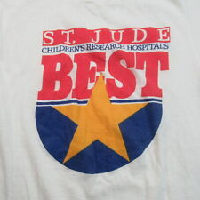 Vintage 80s St. Judes Children's Research Hospital T Shirt Single Stitch 50/50