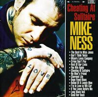 Mike Ness - Cheating at Solitaire [New CD]