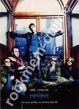 Matchbox Twenty Mad Season LP Advert