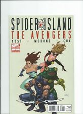 Marvel Comics Spider-Island Avengers One Shot NM-/M 2011