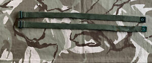Good British Army 1958 Pattern Utility Accessory Straps P58 Webbing 58 Patt