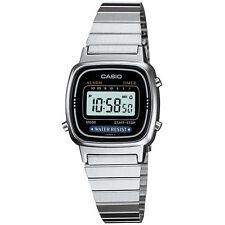 Casio Adult Silver Strap Wristwatches