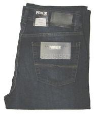 PIONEER Homme Jeans STRETCH RANDO W 40 L 32 sombre usagé 1680-9796.14 69,95