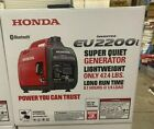 Honda EU2200i Portable inverter Generator 2200 Watt - BLUETOOTH - NEW SEALED BOX