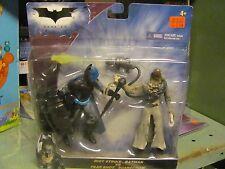 Riot Strike Batman vs Fear Shot Scarecrow MINT ON CARD