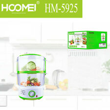 Vaporiera HOOMEI HM-5925 Cottura a Vapore Vaporiera Elettrica 500W