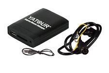 Yatour USB SD AUX MP3 Adapter für Volvo HU Radios S40 V40 S60 V70 C70 XC70 S80
