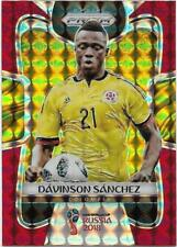 2018 Panini FIFA World Cup Red Mosaic Prizm (40) Davinson SANCHEZ Colombia