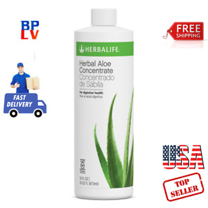 Herbalife Herbal Aloe Concentrate 1 Pint All Flavors -USA Seller- Fast Shipping