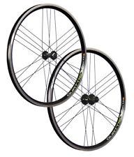 VUELTA 26 pollici set ruote bici Airtec1 Shimano HB / FH-RM40 nero 24 fori