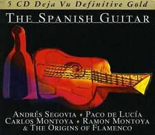 The Spanish Guitar Anthology [5 CD] RETRO GOLD