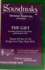 THE GIFT - Accompaniment Track - Cassette