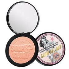 SOAP & GLORY Glow All Out Luminising Highlighter Powder 9g - SWATCHED