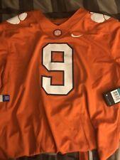 Nike Clemson Tigers Men's Football Jersey #9 Size XL NWT Travis Etienne