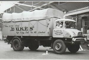 Photo, Thames Trader Tipper,  Dukes Seeds & Fertiliser,  Bishop's Waltham
