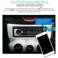 Bluetooth Usb2.0 Car Stereo Audio Radio Mp3 Player Tf / Fm Usb Eingang A A1C4