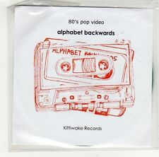 (GE870) Alphabet Backwards, 80's Pop Video - 2009 DJ CD