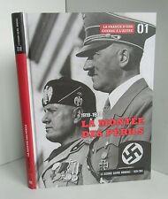 La France d'une guerre à l'autre.1919-1939.La montee des perils.CB24