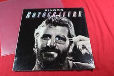 Ringo Starr  ROTOGRAVURE  LP Atlantic SD 18193 USA 1976 factory sealed