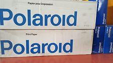 Confezione 50 fogli POLAROID C1000 per stampa a COLORI mm 100x140 615576