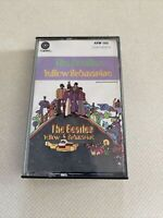The Beatles Yellow Submarine Cassette Tape Capitol Records 4XW 153 No Barcode