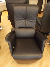 Easy Swing Sessel 7953 Himolla Leder Körperdruck ++Vorrätig++