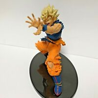 Dragon Ball SON GOKU Figure SCultures BIG Tenkaichi 4 Banpresto Japan Authentic