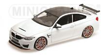 Minichamps 110025221 BMW M4 GTS 2016 weiss 1:18 limitiert 1/402 Modellauto