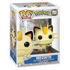 Pokemon Meowth 780 Pop Vinyl Figure Funko
