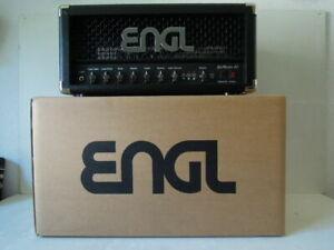 Engl Gigmaster E305 30 Head + BAD und absolut Neuem Röhrensatz von ENGL in OVP
