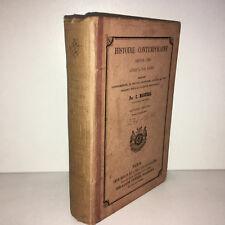 Chevallier Todière HISTOIRE L'EUROPE ET LA FRANCE 1270-1610 Delalain 1881 -DC43D