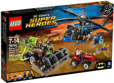Lego 76054 DC Super Heroes Batman: Scarecrow Harvest of Fear