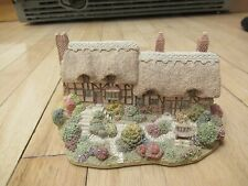 Lilliput Lane Anne Hathway Cottage Issued 1989 - No Box or COA - MINT CONDITION