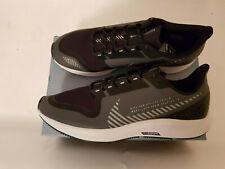 Nike Air Zoom Pegasus 36 Shield, Men Sizes 12-12.5, Cool Grey/Silver/Black NEW!