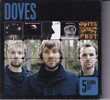 DOVES - 5 ALBUM SET / NEW & SEALED (AUSTRALIA)