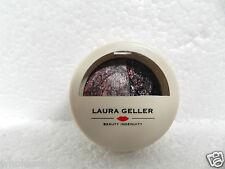 New Laura Geller Baked Marble Toasty Pink/Berry Flambe Eyeshadow Eye Rimz Shadow