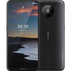 Nokia 5.3 Dual Sim 6.55 Black 64GB/ 4GB 13MP+5MP+2MP+2MP Android Phone USA SHIP