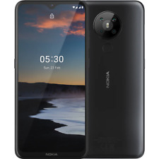 "Nokia 5.3 Dual Sim 6.55"" Black 64GB/4GB 13MP+5MP+2MP+2MP Android Phone USA SHIP"